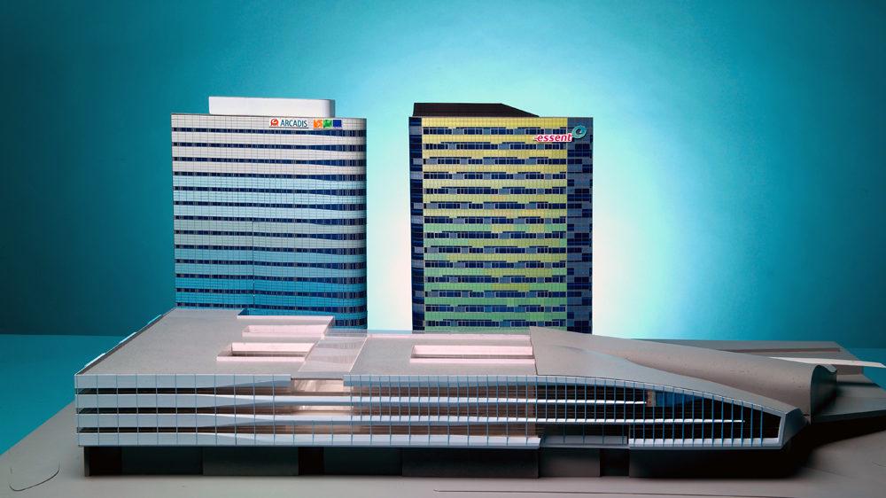01-Maquette-ScaleVision-ArnhemCS-UNStudio