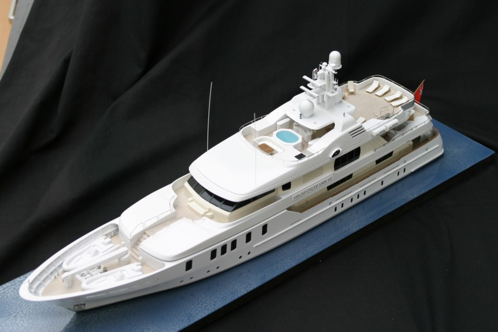 High Chapparal_Feadship model