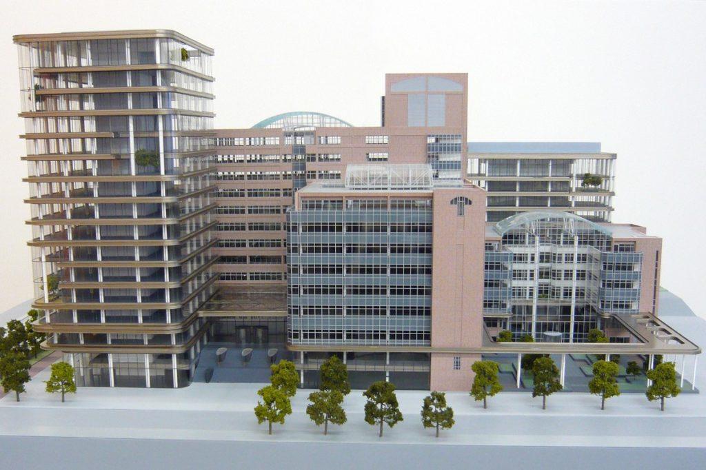 Maquette-Het Nieuwe Atrium-Amsterdam 04