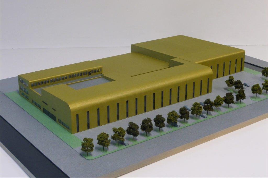 Maquette - Nuon Proeffabriek Helianthos 05