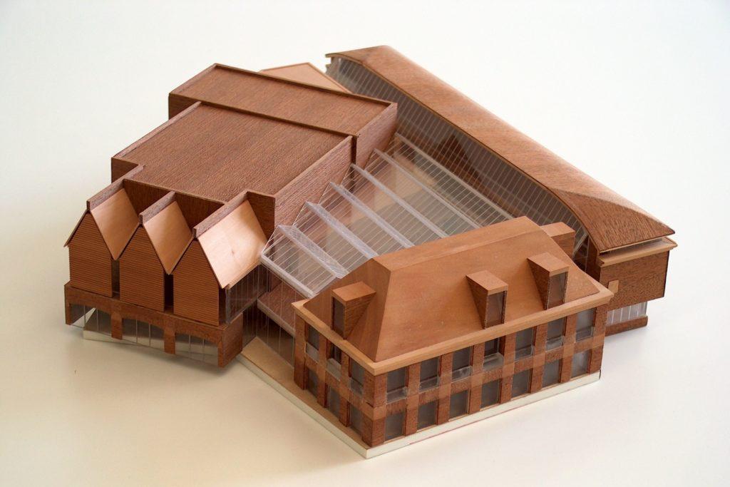 Maquette Roy Gelders Architecten