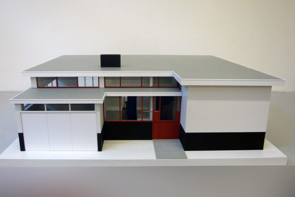 Rietveld Maquettebouw schaal 1-68 02