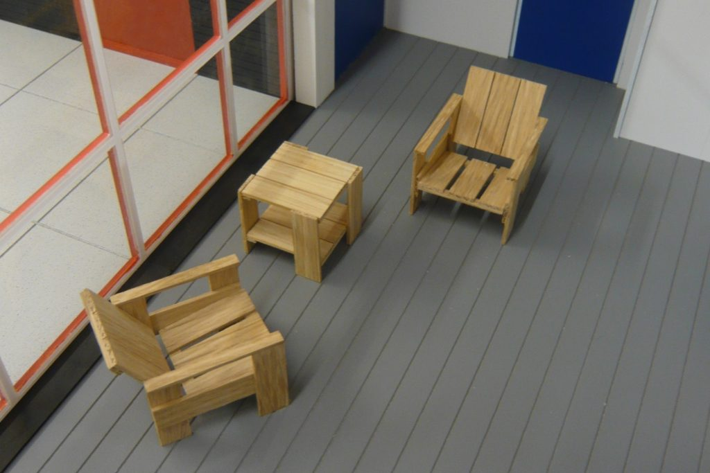 Rietveld Maquettebouw schaal 1-68 03b