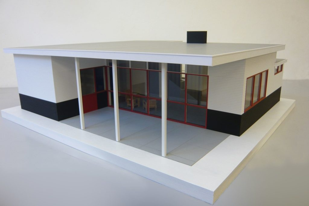 Rietveld Maquettebouw schaal 1-68 04