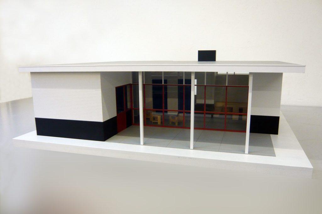 Rietveld Maquettebouw schaal 1-68 08